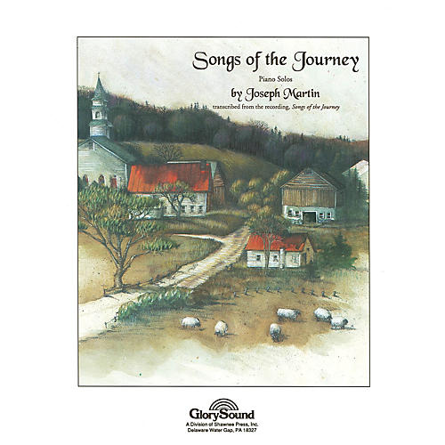 Shawnee Press Songs of the Journey Listening CD Arranged by Joseph Martin