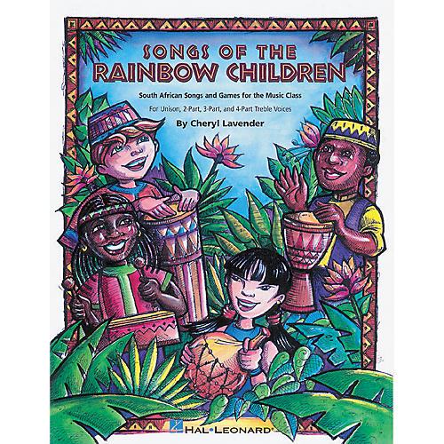 Hal Leonard Songs of the Rainbow Children CD