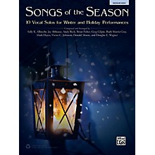 Alfred Songs of the Season Medium High Acc. CD