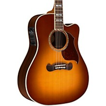 Songwriter Cutaway Acoustic-Electric Guitar Rosewood Burst