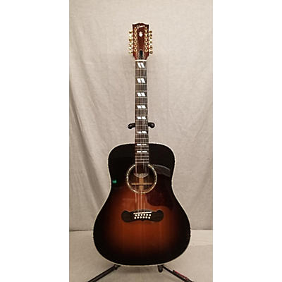 Gibson Songwriter Deluxe 12 String 12 String Acoustic Electric Guitar