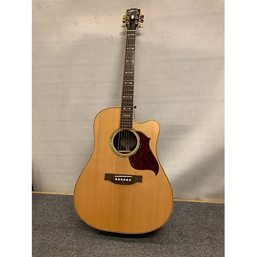 Songwriter Deluxe Acoustic Electric Guitar