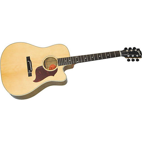 Gibson Songwriter Deluxe Cutaway Ovangkol Acoustic-Electric Guitar