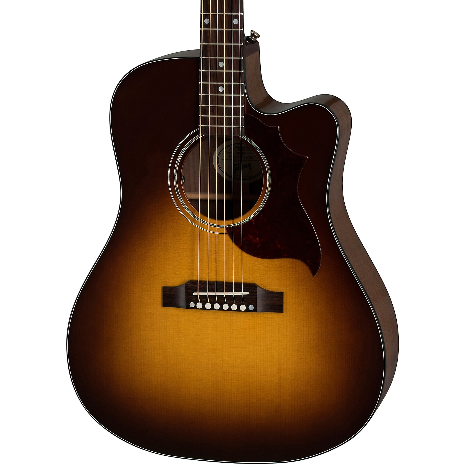 Gibson Songwriter Modern EC Walnut Acoustic-Electric Guitar