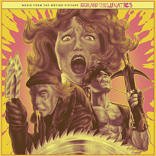 Alliance Sonia Rutstein - Igor and the Lunatics (Original Soundtrack)