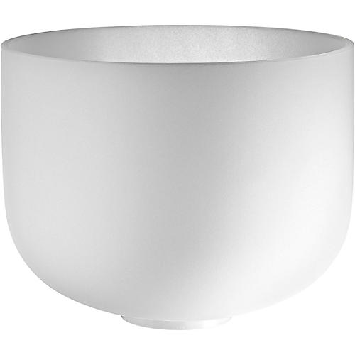 Meinl Sonic Energy Crystal Singing Bowl, Heart Chakra 12 in.