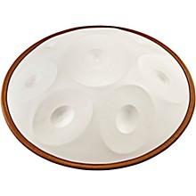 Meinl Sonic Energy Harmonic Art Handpan in White Jade, Dominant D
