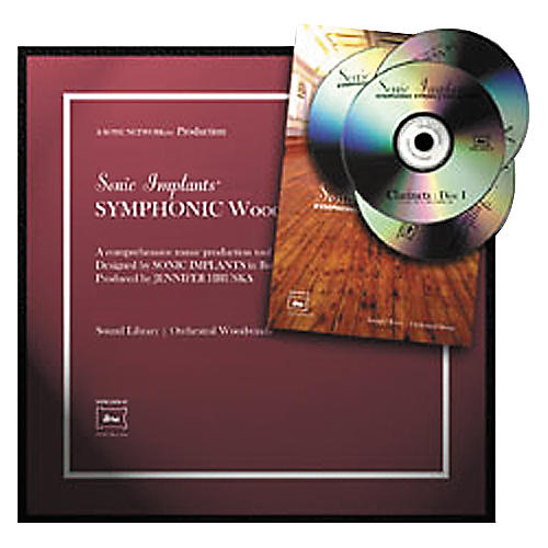 Sonivox Sonic Implants Symphonic Woodwinds Collection for Kontakt 2