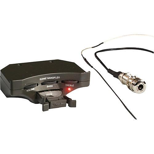 Shadow Sonic Nanoflex Acoustic Guitar Soundhole Preamp with Nanoflex Undersaddle Pickup