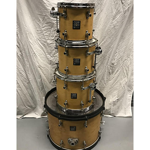 SONOR Sonic Plus II Drum Kit Natural