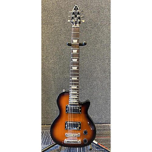 traveler guitar Sonic Solid Body Electric Guitar Sunburst