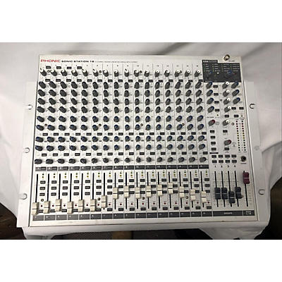 Phonic Sonic Station 16 Line Mixer