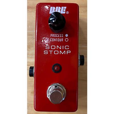 BBE Sonic Stomp Mini Pedal