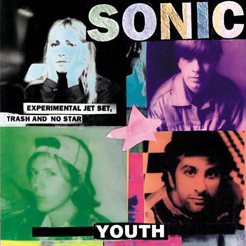 Alliance Sonic Youth - Experimental Jet Set, Trash And No Star