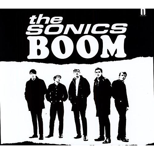 Alliance Sonics - Boom