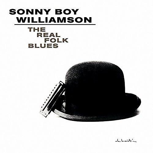Alliance Sonny Boy Williamson - Real Folk Blues