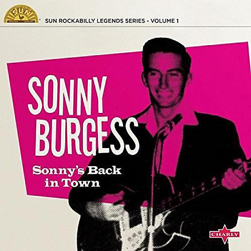 Alliance Sonny Burgress - Sonny's Back In Town