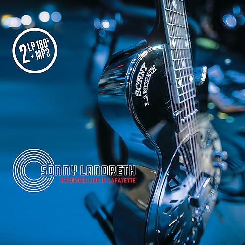 Alliance Sonny Landreth - Recorded Live In Lafayette