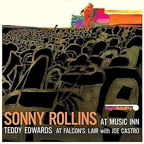 Alliance Sonny Rollins - At The Music Inn