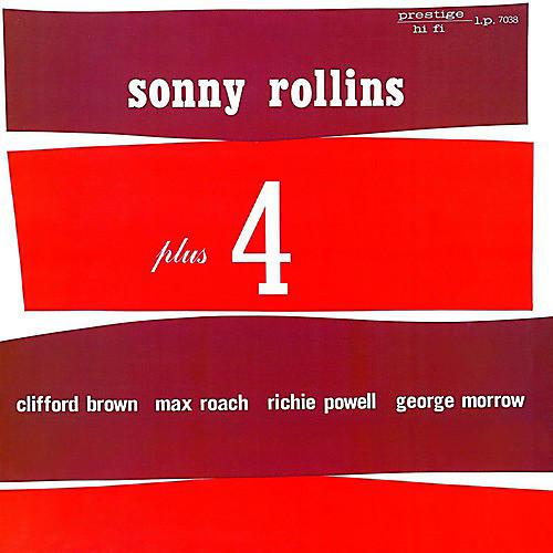 Alliance Sonny Rollins - Plus Four