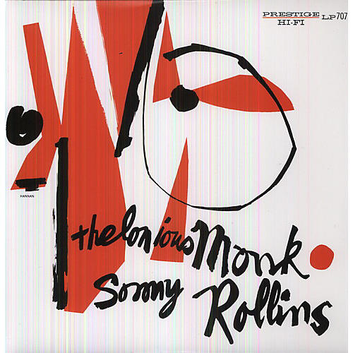 Alliance Sonny Rollins - Thelonious Monk and Sonny Rollins