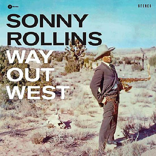 Alliance Sonny Rollins - Way Out West