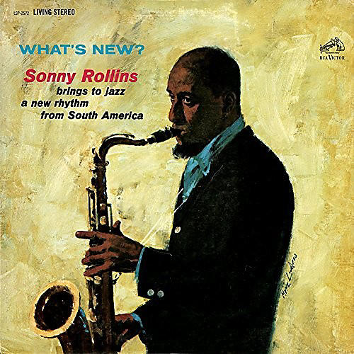 Alliance Sonny Rollins - What's New?