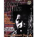 Jamey Aebersold Sonny Rollins Play-Along Book and CD thumbnail