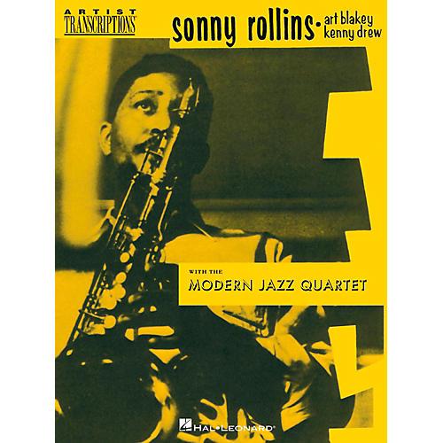 Hal Leonard Sonny Rollins With The Modern Jazz Quartet