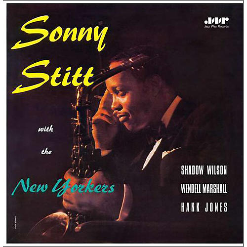 Alliance Sonny Stitt - With the New Yorkers