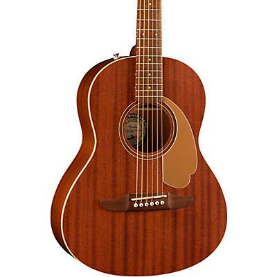 Fender Sonoran Mini All-Mahogany Acoustic Guitar