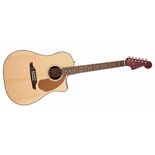 Fender Sonoran SCE Wildwood IV Acoustic-Electric Guitar
