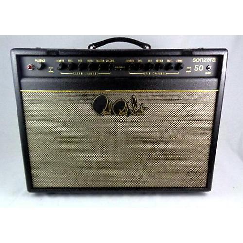 Sonzera 50 50W 1X12 Tube Guitar Combo Amp