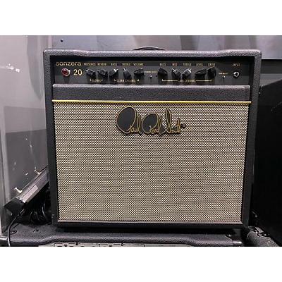 PRS Sonzera 50 50W 1X12 Tube Guitar Combo Amp