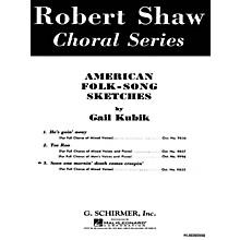 G. Schirmer Soon One Mornin' Death Comes Creepin' American Folk Songa Cappella Baritone Solo SATB composed by G Kubik