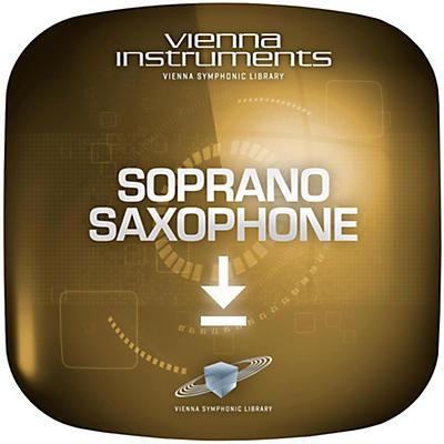Vienna Instruments Soprano Saxophone Full