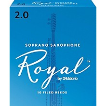 Soprano Saxophone Reeds, Box of 10 Strength 2