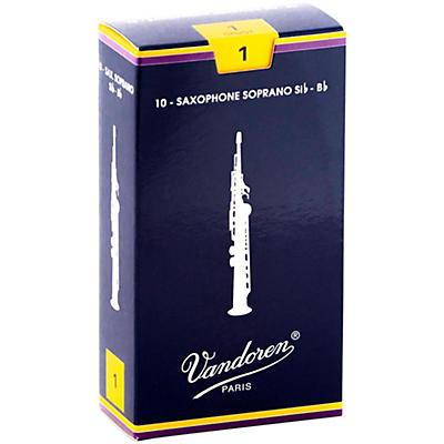 Vandoren Soprano Saxophone Reeds