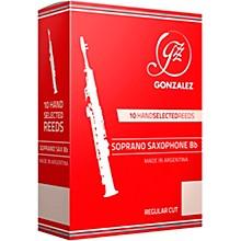 Gonzalez Soprano Saxophone Reeds
