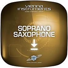 Vienna Instruments Soprano Saxophone Upgrade To Full Library