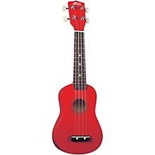 Soprano Ukulele Red