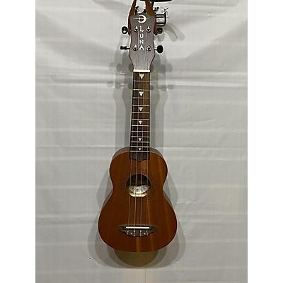 Luna Guitars Soprano Ukulele Ukulele