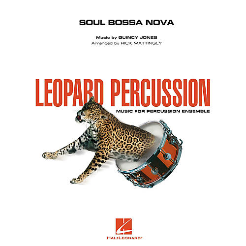Hal Leonard Soul Bossa Nova Concert Band Level 3