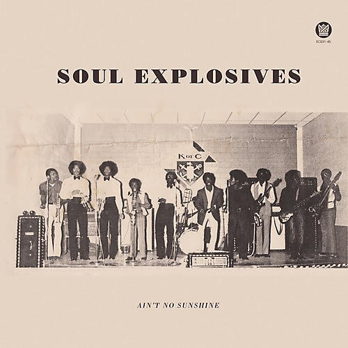 Alliance Soul Explosives - Tryin To Get Down / Ain't No Sunshine