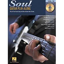 Hal Leonard Soul Guitar Play-Along Series Book with CD
