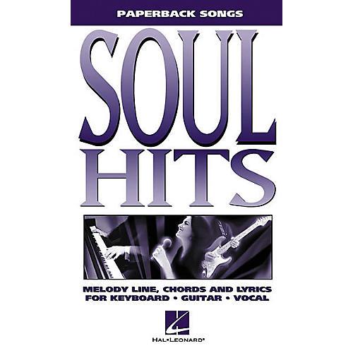 Hal Leonard Soul Hits Book