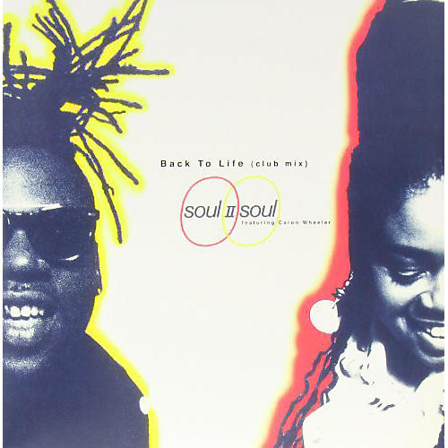 Alliance Soul II Soul - Back to Life