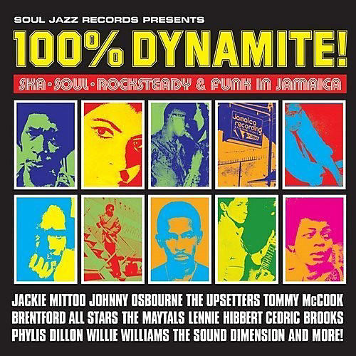Alliance Soul Jazz Records Presents - 100% Dynamite