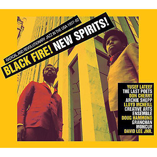 Alliance Soul Jazz Records Presents - Black Fire New Spirit
