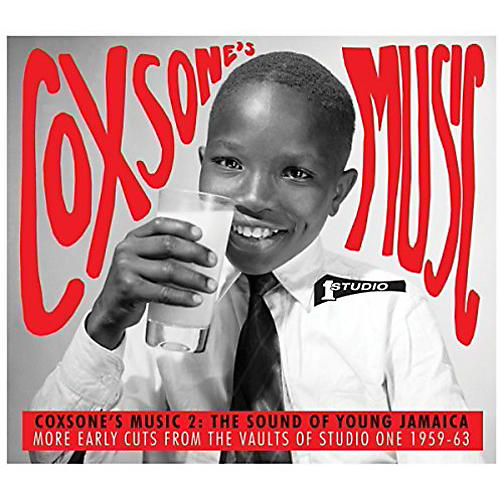 Alliance Soul Jazz Records Presents - Coxsone's Music 2
